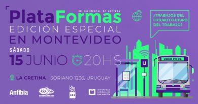 Presentación PlataFormas – Serie web