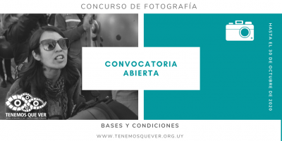 Concurso Internacional de Fotografía: 9° Tenemos Que Ver