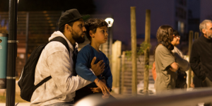 Galería fotográfica: Proyección para niñas, niños y adolescentes en Parque la Amistad