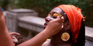 En tus ojos: Feminismo Afro, Victoria Palacio