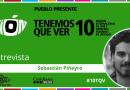 """Un espacio para """"hacer visibles las relaciones de poder"""". Entrevista con Sebastián Piñeyro, exprogramador del TQV"""