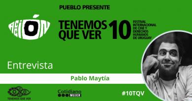 """Desde acá se debe """"ampliar otras voces"""". Entrevista a Pablo Maytía, exintegrante del equipo TQV"""