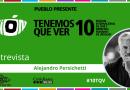 """Alejandro Persichetti, jurado de foto del TQV, habla de """"Ensayo pandémico"""""""